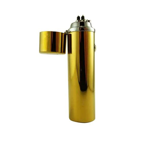 Elektro Plasma Lighter Advanced USB Rechargeable - Gold (More Bowl-Friendly Design)
