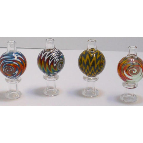 Marley Carb Cap Bubble WigWag Air Flow Assorted Colors