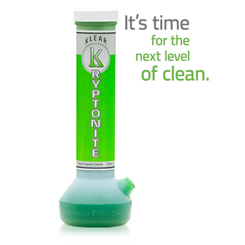 Klear Kryptonite Original Bong Cleaner 270ml Bottle