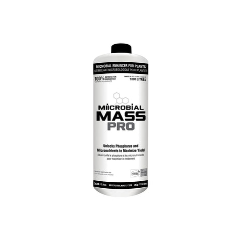 Miicrobial Mass PRO Nutrient / Additive Beneficial Bacteria 250ml / 8.5oz
