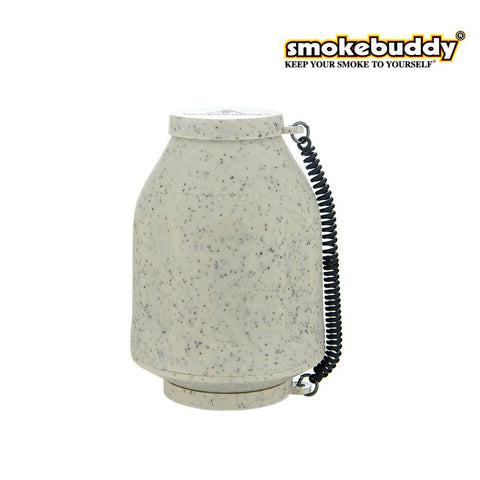 "Smoke Buddy Large Eco White Plant-Based Personal Air Filter (Original and ""Best"" Size)"