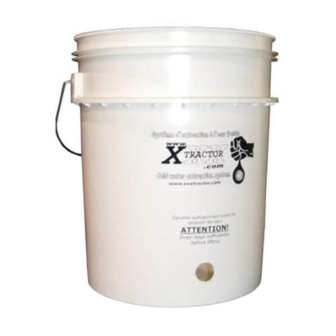 xxxtractor bucket 14gallon
