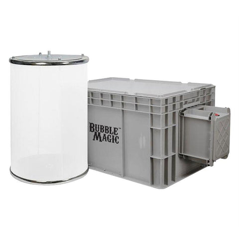 Bubble Magic Pollen Tumbler Machine 500g