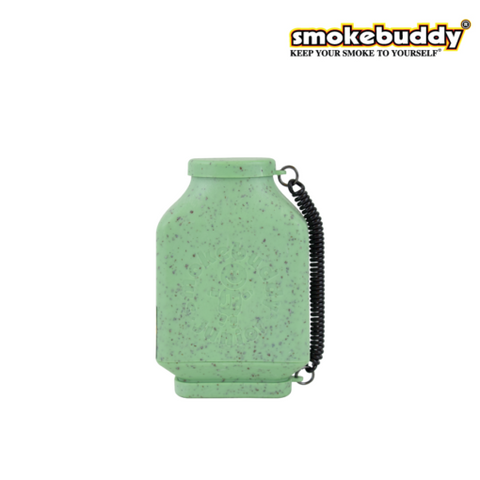Smoke Buddy Personal Air Filter - Small (Junior) - Eco Plant Based Choice of Colors