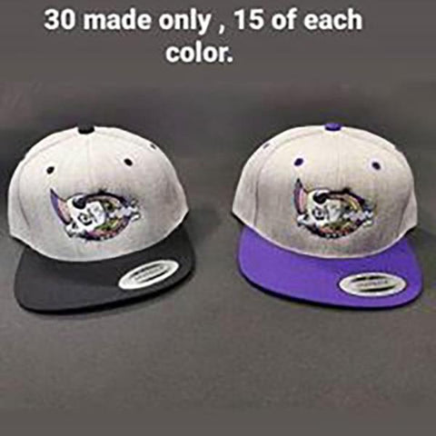 "Yougo Boro Hat / Cap Snapback Limited Edition ""Pirate"" Assorted Color Options"