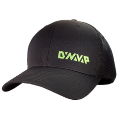 DynaVap FlexFit Hat / Cap Small / Medium Black DynaVap Logo
