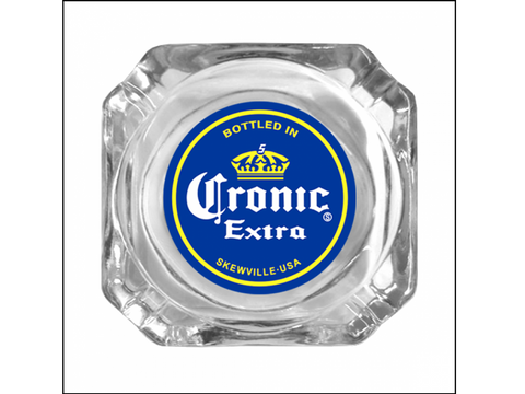 NoName Glass Ashtray Cronic Extra 3834
