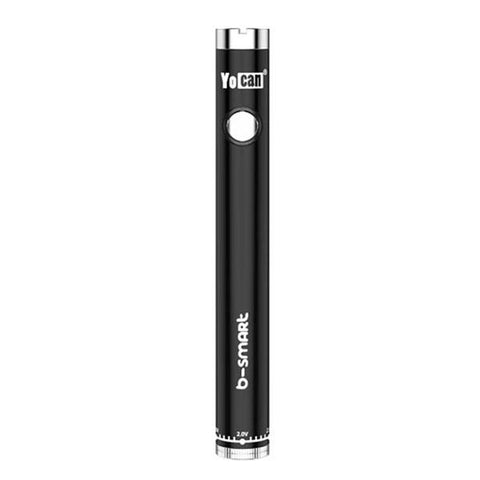 Yocan B-Smart Twist Variable Voltage 510-Thread  Battery W/ Charger Choice of Colors