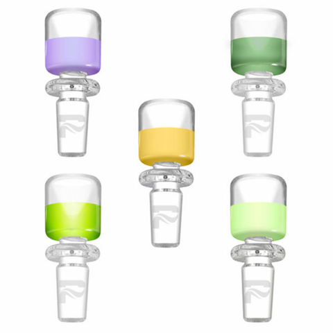 Pulsar Glass Bowl Colored Slide 14mm Assorted Colors