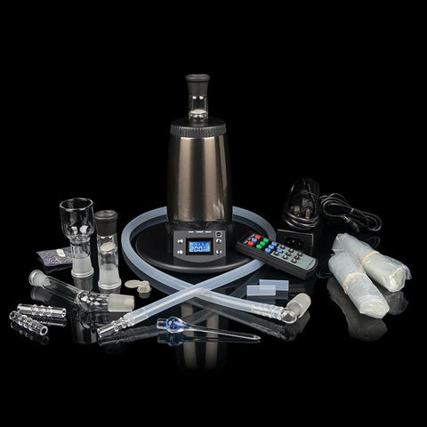 Arizer Extreme Q Tabletop Vaporizer, At The Lowest Allowed Price!