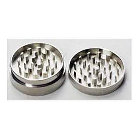 Infyniti Grinder Zinc 56mm 2piece Choice of Colors