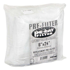 "Phat Filter 6"" x 24"" Pre-Filter Sock For 500cfm Carbon / Charcoal Filter"