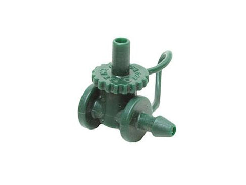 NoName Hydroponic Drip Emitter Fitting Vortex Green