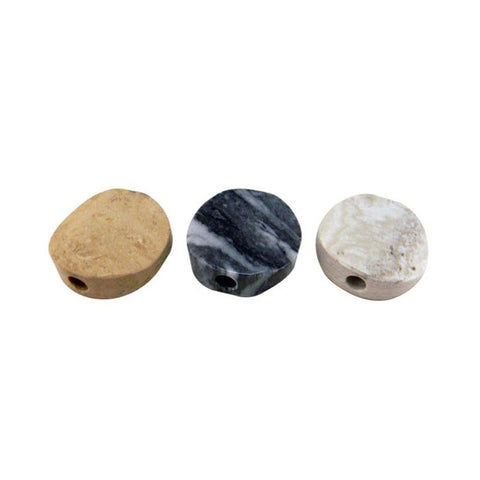NoName Stone Onyx Pipe Smoke Stone / TokeStone / Smoking Stone (Assorted Colors)