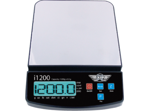 MyWeigh iBalance i1200 Digital Scale - 1200g x 0.1g