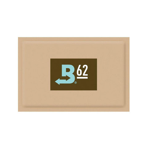 Boveda Humidipak Humidity Controlling Pack For Any Airtight Container 62% 60g