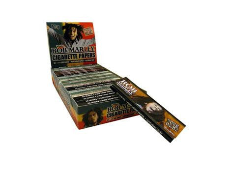 Bob Marley Rolling Papers 1-1/4 Size 50/pack 25/box