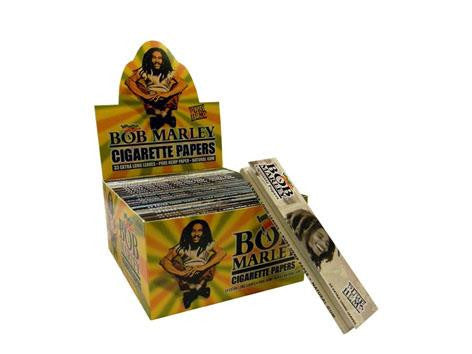 Bob Marley Rolling Papers King Size 33/pack 50/box