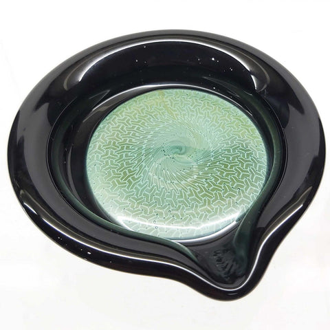 Max Kind Glass Worked Concentrate Dish
