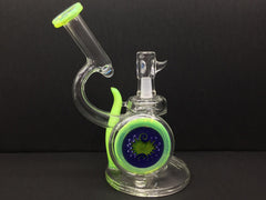 4Point0 By Eric Ross Bubbler Worked Disc Rig