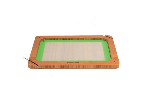 Kind Tray Wood Rolling / Dabbing Trays - Dab Pad Tray KT17 9006