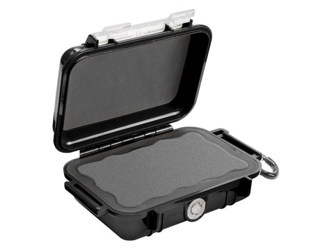 Pelican Protector Case Micro 1010 Solid Top - Choice of Colrs