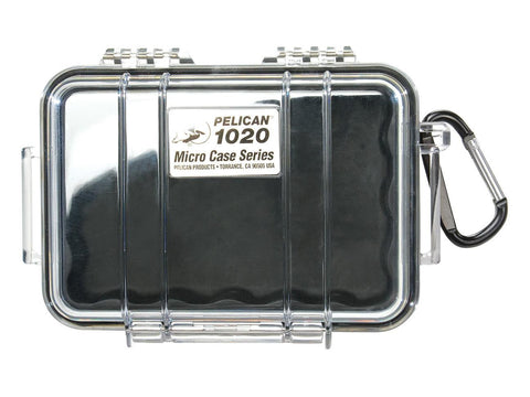 Pelican Protector Case Micro 1020 Clear Top
