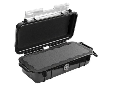 Pelican Protector Case Micro 1030 Solid Top - Choice of Colors