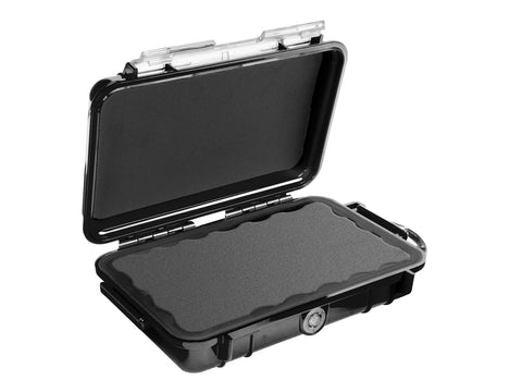 Pelican Protector Case Micro 1040 Solid Top - Black