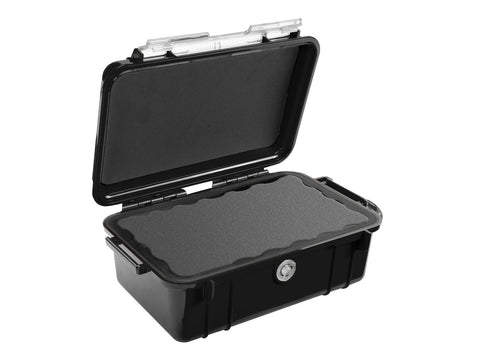 Pelican Protector Case Micro 1050 Solid Top - Choice of Colors