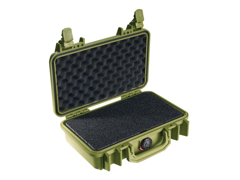 Pelican Protector Case w/ Pick & Pluck Foam 1170 Small Case