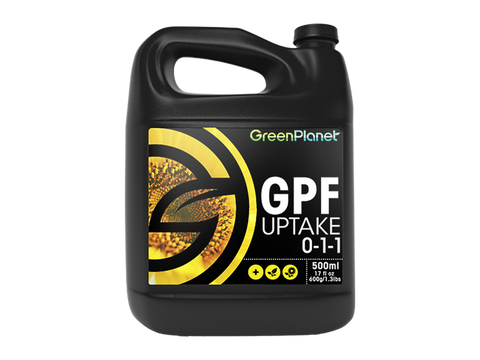 Green Planet Nutrients GPF Uptake Fulvic Acid  1L