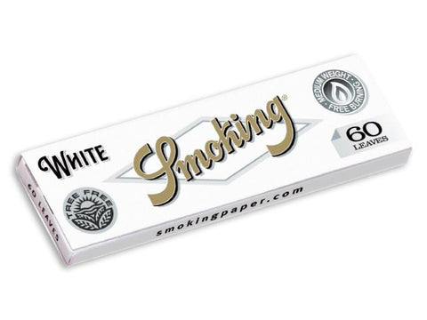 Smoking White Single Size 60/pack