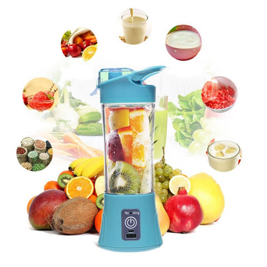 JUICER-TO-GO USB RECHARGEABLE