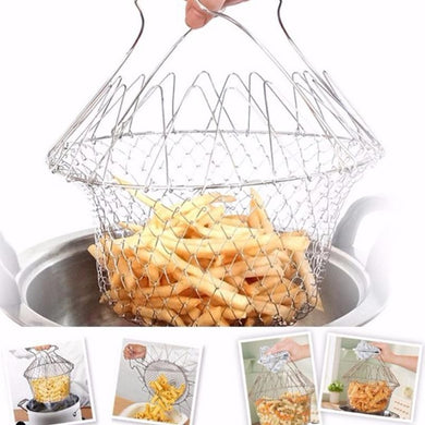 Chef Basket Strainer Net Kitchen Cookware