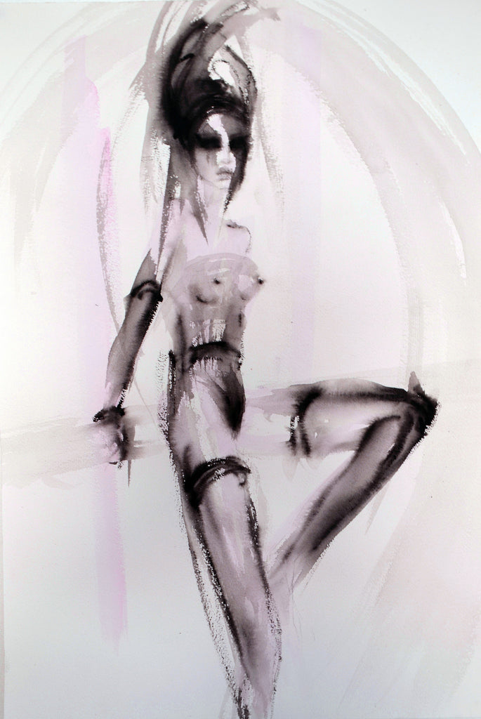 Dancer No.1 -*** (SOLD)***
