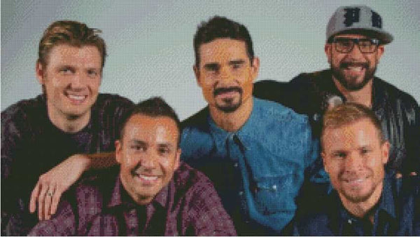 #BackstreetBoys - Full PREMIUM Elegant Diamond Painting - #DiamondPainting #BSB #crossstitch - iSTHEL