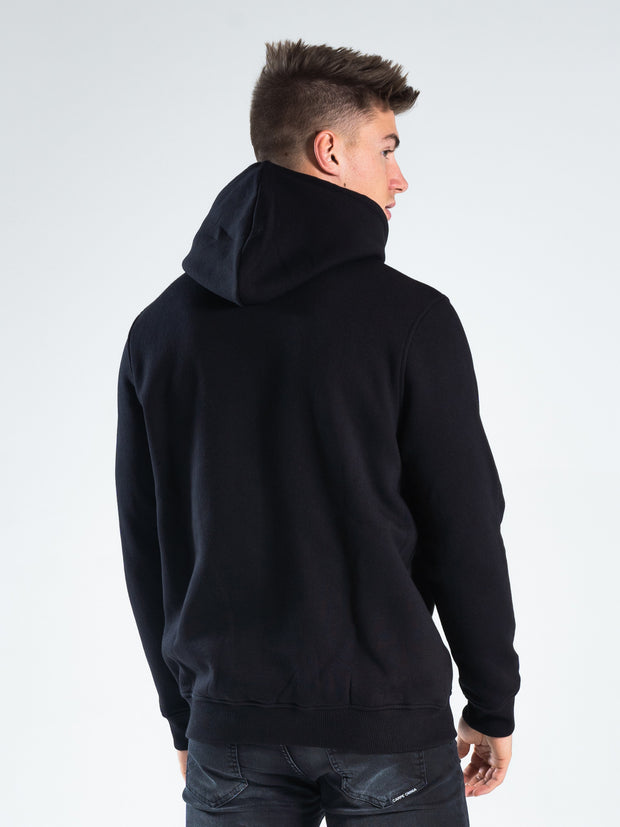 Black Established Hoodie