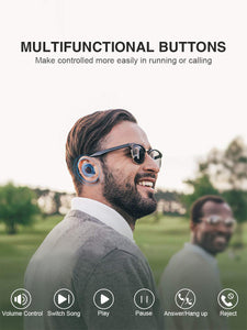 BE32 Wireless Headphones Bluetooth 5.0