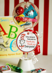 Read Across America - Dr. Seuss Party Favor