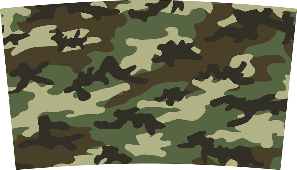 Wetlands army Camo