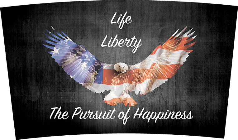 Life, Liberty and Pursuit of Happiness Spit Bud