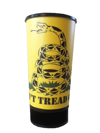 Don't Tread On Me Spit Bud