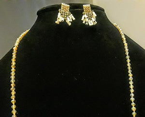 'Golden Goddess' Necklace Set