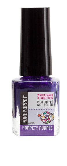 Water Based Nail Polish