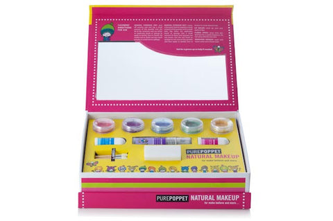 Natural Play Makeup Box Kit