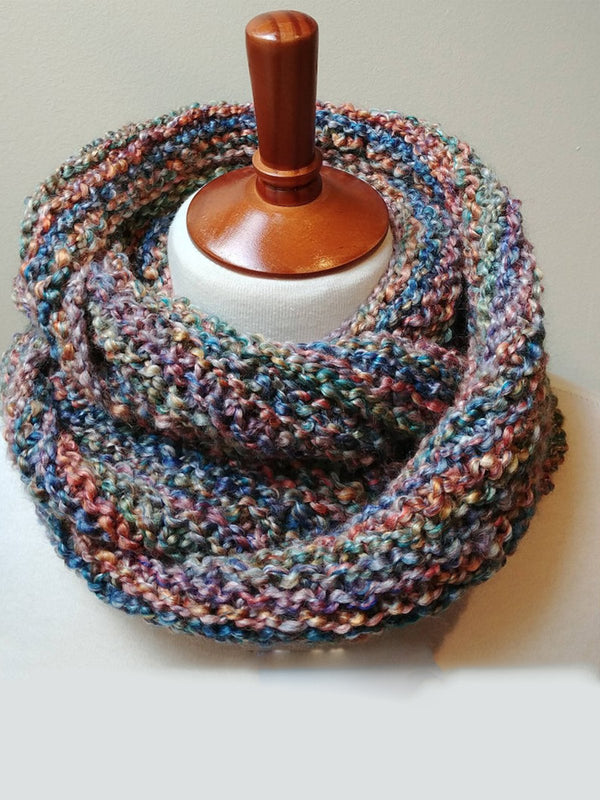 Multicolor Casual Cotton Scarves & Shawls