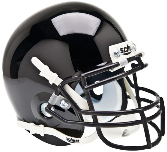 Army Black Knights Schutt XP Mini Helmet - Black