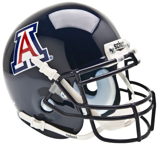 Arizona Wildcats Schutt XP Mini Helmet