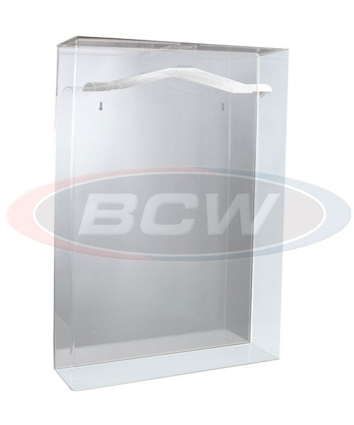 BCW Deluxe Acrylic Small Jersey Display Case